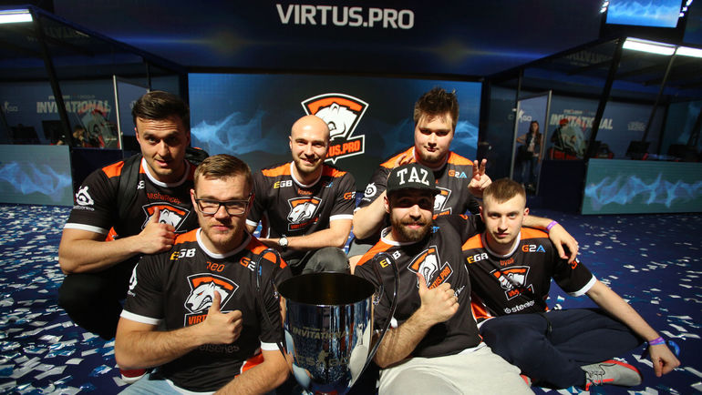 Прогноз на игру Virtus.pro - Team Secret, 2 мая 2018, 19:00. Dota 2