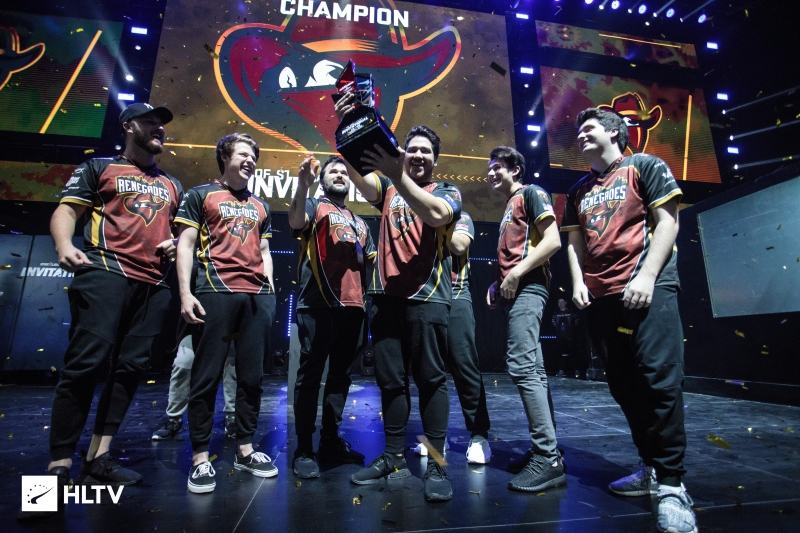 Прогноз на игру Renegades - Virtus.pro, 31 мая 2018, 19:00. Star Ladder i-League StarSeries